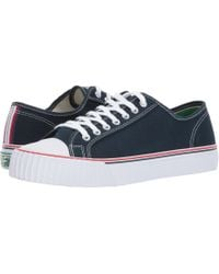 PF Flyers - Center Lo (navy) Men's Shoes - Lyst