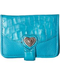 Brighton - Bellissimo Heart Small Wallet - Lyst