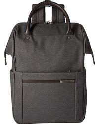 Briggs & Riley - Kinzie Street - Framed Wide Mouth Backpack (grey) Backpack Bags - Lyst