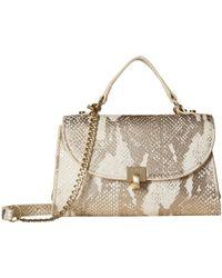 ac25ac5b0e Botkier - Lulu Mini Crossbody (ivory Snake) Cross Body Handbags - Lyst