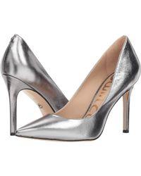 Sam Edelman - Hazel (black Kid Suede Leather) Women's Shoes - Lyst