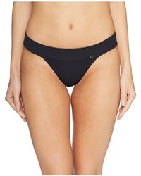 Stance - Solid Thong (black) Women's Underwear - Lyst