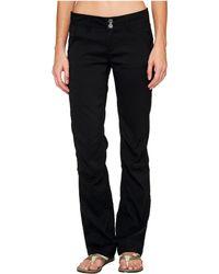 Prana - Halle Pant (coal) Women's Casual Pants - Lyst