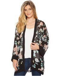 Vince Camuto - Floral Gardens Kimono Blouse - Lyst