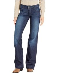 Ariat - Ultra Stretch Trousers In Nightshade (nightshade) Women's Jeans - Lyst