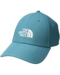 b4456da4030 The North Face - 66 Classic Hat (beech Green urban Navy) Caps -