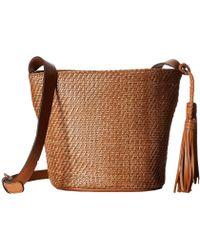 Tommy Bahama - Grenadine Crossbody (silver) Cross Body Handbags - Lyst