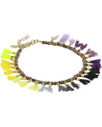 Shashi - Jamie Ombre Bracelet - Lyst