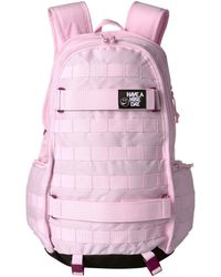 Nike - Nsw Rpm Backpack - All Over Print (pink Foam/true Berry/black) Backpack Bags - Lyst