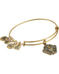 ALEX AND ANI - Charity By Design Queen Bee Bangle - Lyst