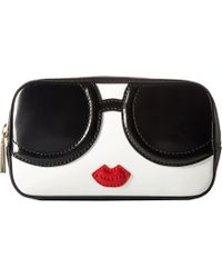Alice + Olivia - Fanny Stace Face Crossbody - Lyst