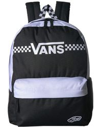 d67c4144efa Vans - Good Sport Realm Backpack (black fun Times) Backpack Bags - Lyst