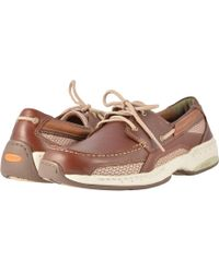 Dunham - Captain (tan Leather) Men's Slip On Shoes - Lyst