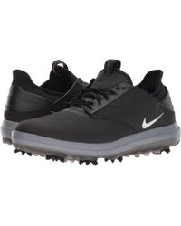 Nike - Air Zoom Direct (black/metallic Silver) Men's Golf Shoes - Lyst