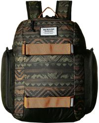 Burton - Metalhead Backpack (little Kid/big Kid) (resin Chimayo Remix) Backpack Bags - Lyst