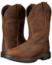 Ariat - Conquest Wp Insulated - Lyst