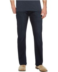 PAIGE - Normandie Straight Leg Soft Comfort Stretch In Russ (russ) Men's Jeans - Lyst