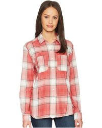 The North Face - Long Sleeve Castleton Shirt - Lyst
