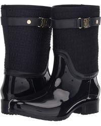 Tommy Hilfiger - Floredo (black) Women's Shoes - Lyst