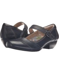 Taos Footwear - Virtue (black) Women's Shoes - Lyst