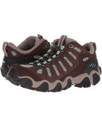 Obōz - Sawtooth Low (chestnut/beach Glass) Women's Shoes - Lyst