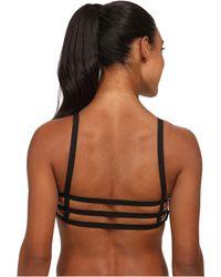Onzie - Elastic Bra Top (black/black) Women's Sleeveless - Lyst