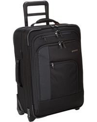 Briggs & Riley - Verb Pilot Carry On (black) Carry On Luggage - Lyst