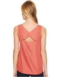 Mountain Khakis - Hailey Tank Top - Lyst