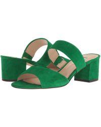 L.K.Bennett - Elysia (tan Suede) Women's Sandals - Lyst