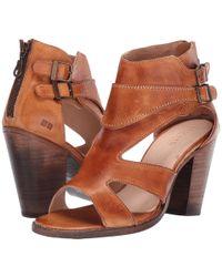 205108493801 Bed Stu - Ida (mustard Rustic) Women s Shoes - Lyst