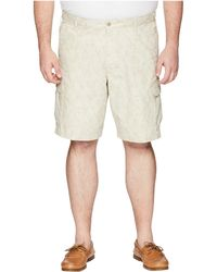 Dockers - Big Tall D3 Classic Fit Cargo Shorts (pate Montecito Blue) Men's Shorts - Lyst