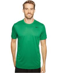1fb22d02 Nike - Legend 2.0 Short Sleeve Tee (olive Canvas) Men's T Shirt - Lyst