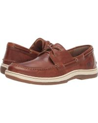 Born - Ocean (dark Brown (sea Lion) Full Grain Leather) Men's Lace Up Casual Shoes - Lyst