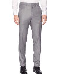 Kenneth Cole Reaction - Techni-cole Suit Separate Stretch Pants (modern Blue) Men's Dress Pants - Lyst