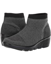 6256b41530ec Lyst - Clarks Collection Women s Camryn Rose Booties in Black