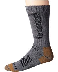 Carhartt   Merino Wool Comfort Stretch Steel Toe Socks 1-pair Pack   Lyst
