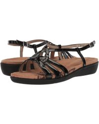 Soft Style - Patrese (white Patent) Women's Sandals - Lyst