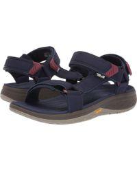 105ea816062f78 Lyst - Teva Sanborn Universal (black) Men s Shoes in Gray for Men
