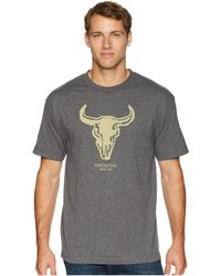 Pendleton - Bison Skull Tee (charcoal Grey) Men's T Shirt - Lyst
