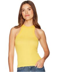 Free People - Wide Eyed Tank Top - Lyst