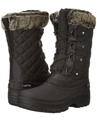 Tundra Boots - Augusta (tan) Women's Work Boots - Lyst
