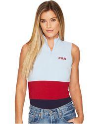 Fila - Bianca Bodysuit - Lyst