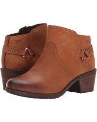 Teva - Foxy Wp (brown) Women's Shoes - Lyst