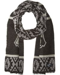 Pendleton - Harry Potter - Hogwarts Houses Muffler (black) Scarves - Lyst