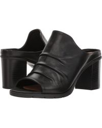 The Flexx - Aim To Pleat (black Vacchetta) Women's Shoes - Lyst