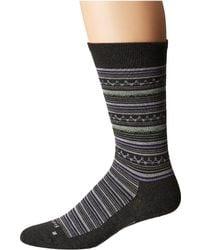 Feetures! - Santa Fe Ultra Light Crew Sock - Lyst