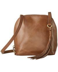 Hobo - Nash (clay) Cross Body Handbags - Lyst