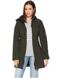 Ilse Jacobsen - 3/4 Length Coat (deep Olive) Women's Coat - Lyst