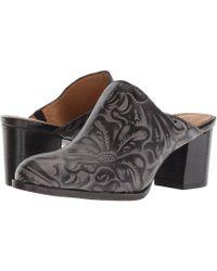 Patricia Nash - Nicia (map Print) Women's Clog Shoes - Lyst