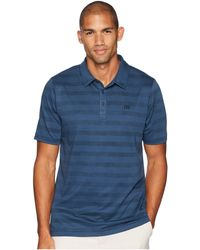 Travis Mathew - Dolphinatly Polo (blue Wing Teal) Men's Short Sleeve Knit - Lyst